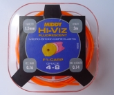 MIDDY HI-VIZ SHOCK CORE HOLLOW ELASTIC