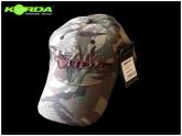 KORDA CAMO BASEBALL CAP