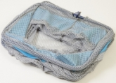 NEW! PRESTON QUICKDRY SILVER KEEPNET