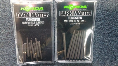 KORDA DARK MATTER ANTI TANGLE SLEEVES