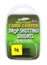 DINSMORE CAMO COATED DROP SHOTTING WEIGHTS