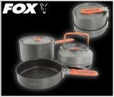 FOX COOKWARE MEDIUM 3PCE SET