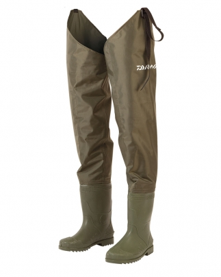 DAIWA LIGHTWEIGHT HIP WADERS