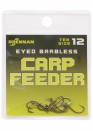 DRENNAN EYED BARBLESS FEEDER HOOK