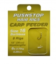 DRENNAN CARP FEEDER PUSHSTOP HAIR RIGS