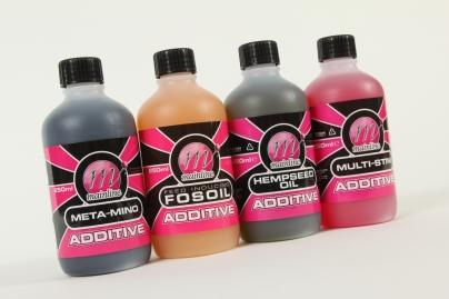 MAINLINE  OILS AND ADDITIVES