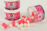 MAINLINE PINK AND WHITE FLURO POPUPS