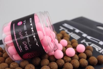 NEW KRILL PINK POP UPS