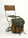 SHAKESPEARE FOLDING CHAIR AND RUCKSACK