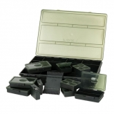 FOX ROYALE SYSTEM LARGE TACKLE BOX