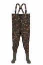 FOX LIGHTWEIGHT CAMO CHEST WADERS
