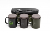 KORDA COMPAC TEA SET 3 PIECE