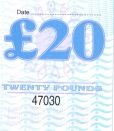 OAKWOOD ANGLING VOUCHER