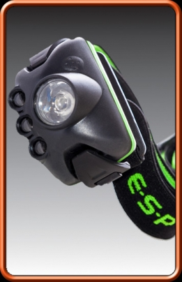 ESP STORM TORCH HEAD LAMP