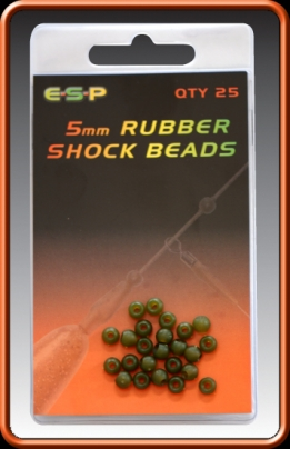 ESP RUBBER SHOCK BEADS