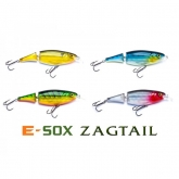 E-SOX HARDY BODY LURES-ZAGTAIL